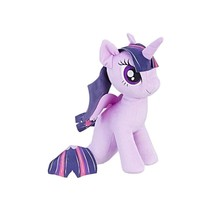 My Little Pony zeepaardje knuffel Twilight Sparkle 27 cm