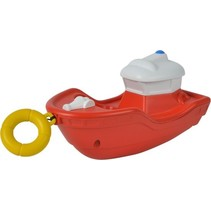 Brandweerman Sam - Opwindbare boot Titan