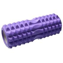 Foam Roller – Pilatesrol – Fascia – Yoga – Massage – Lila