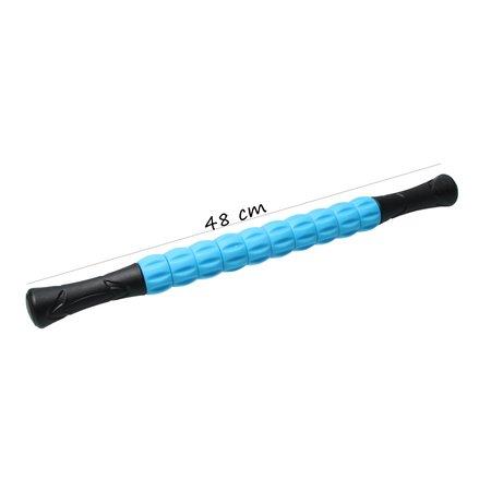 Banzaa Banzaa Massage Stick roller – Triggerpoints Fascia Blauw 48 cm