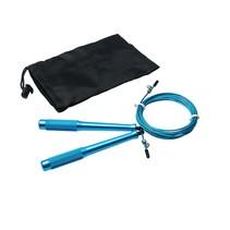 Speed Rope – Premium Pro Sport springtouw Zak 3M Blauw