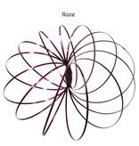 Banzaa Banzaa Magic 3D Flow Rings set Multi Color 4 stuks