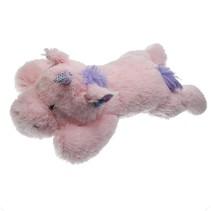 Eenhoorn Knuffel Liggend 62 cm Roze