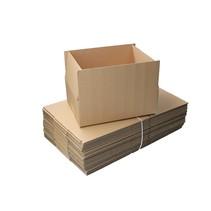 Verzenddozen ‒ 30.5x22x15cm ‒ FSC Gerecycled karton 25 dozen