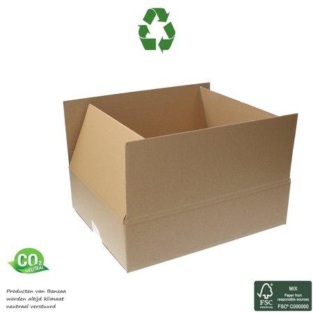 Banzaa Banzaa Verzenddozen ‒ 30.5x21.5x19cm ‒ FSC Gerecycled karton 25 dozen
