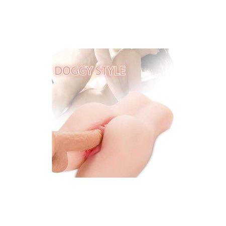Fondlove Fondlove masturbator ‒ Sex Doll Realistische Kont ‒ Sexpop torso 31cm