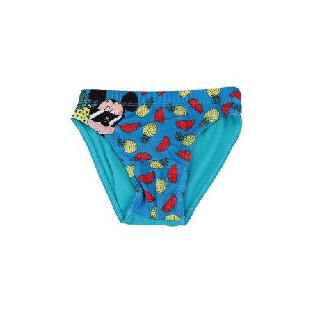 mickey mous Mickey Mouse Zwembroek voor Kinderen – Maat 80-86 Blauw | Kinderzwemkleding | Zwemshort | Zwemkleren voor Jongens