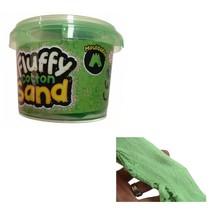 Fluffy cotton sand Groen