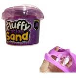Jonotoys Fluffy cotton sand (paars 8523)