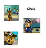 Paw Patrol Paw Patrol Piraten Knuffel Chase 28cm | Paw Patrol & Friends