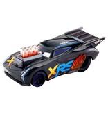 Disney Cars  Auto Drag Racing -XRS Jackson Storm 7 cm