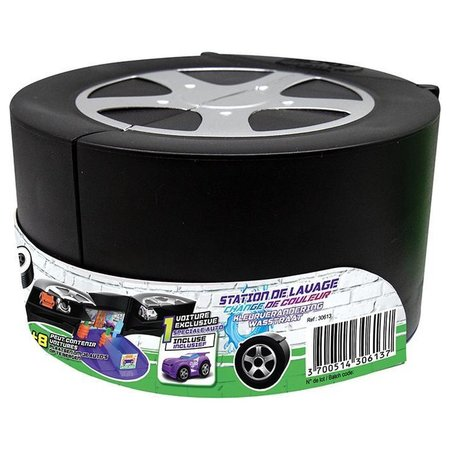 Splash-Toys Splash-Toys Micro Wheels Playset Assorti