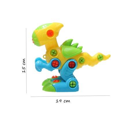 Banzaa Dinosaurus Bouw je eigen Dino - constructie speelgoed T-Rex