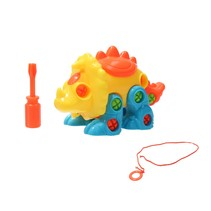 Dinosaurus Bouw je eigen Dino - constructie speelgoed Triceratops