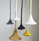 LemonWise Gebreide hanglamp - Donkergroen - Large - Ø 25 cm