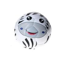 Speelbal Wit 16cm – Mini Voetbal