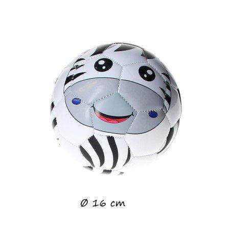 Banzaa Speelbal Wit 16cm – Mini Voetbal