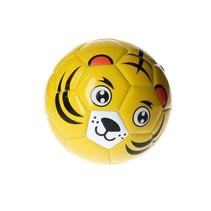 Speelbal Geel 16cm – Mini Voetbal