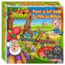 Plop en de Peppers spel - Feest in het dorp