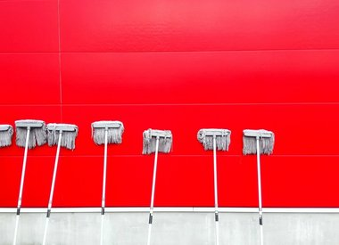 Reinigings- en schoonmaakmiddelen