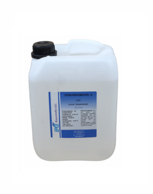 Reinigingsmiddel A (aceton)