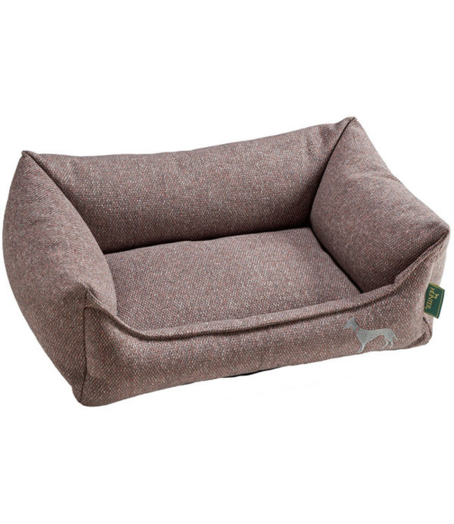 Hunter Hondensofa Prag roze/antraciet