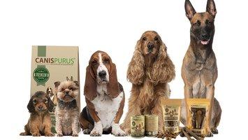 Gezonde natuurlijke hondenvoeding? Dan is Canis Purus wat voor jou!
