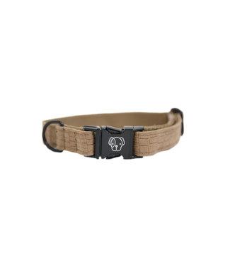 Kentucky Dogwear Halsband Hagedis Bruin