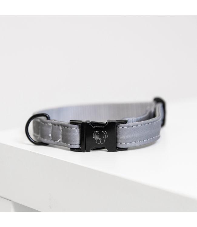 Kentucky Dogwear Halsband Reflective - grijs