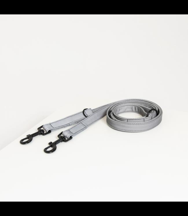 Kentucky Dogwear Leiband Reflective - grijs