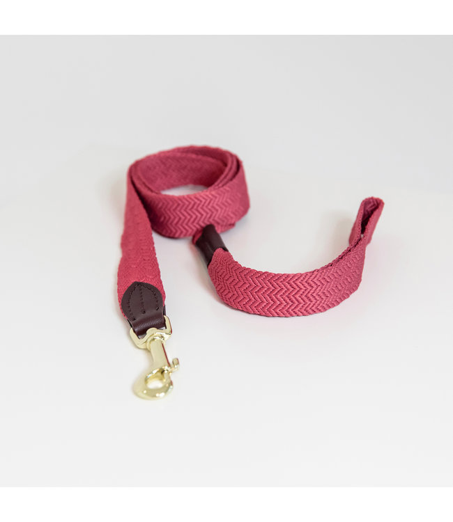 Kentucky Dogwear Hondenlijn Jacquard - Roze