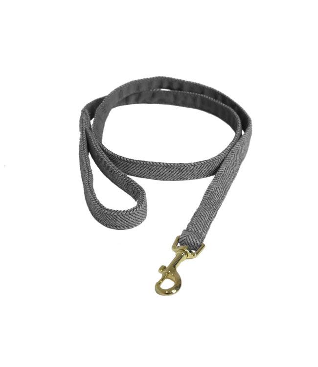 Kentucky Dogwear Leiband Wol - Grijs