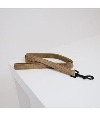 Kentucky Dogwear Leiband Hagedis Bruin