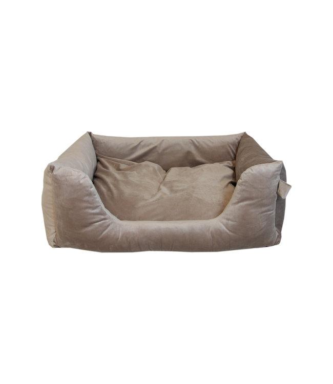 Kentucky Dogwear Hondenmand Velvet - beige