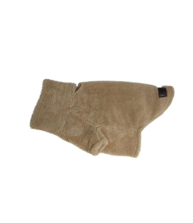 Kentucky Dogwear Hondenjas Teddy Fleece - Beige