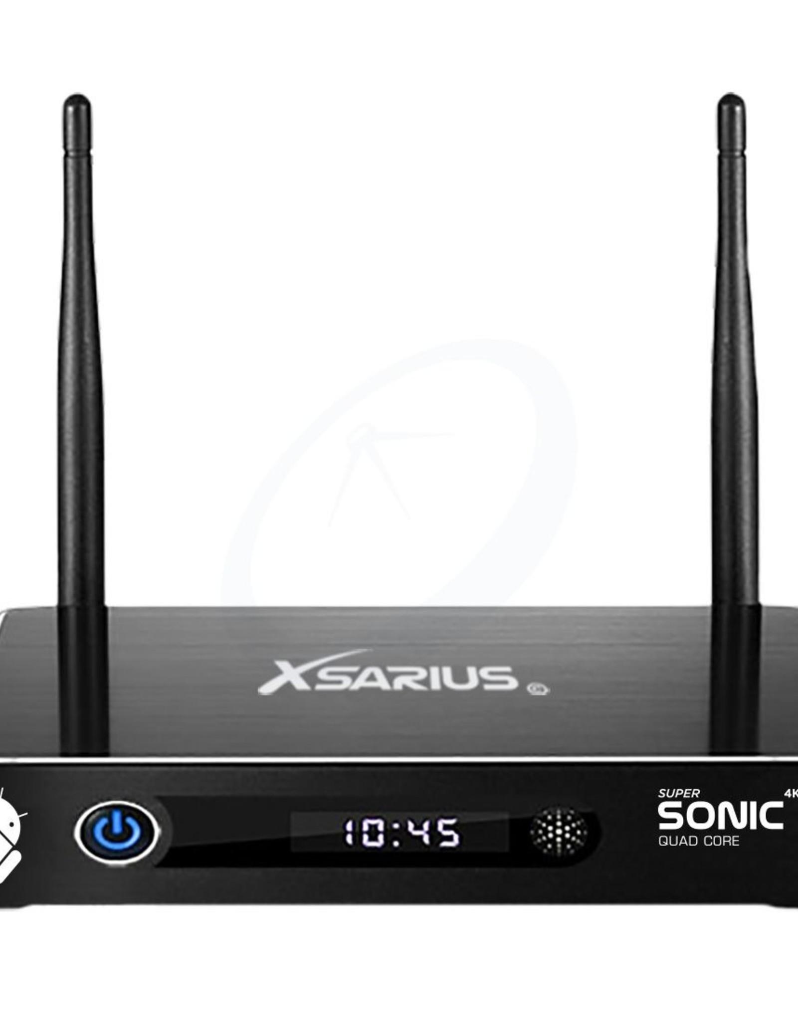 Xsarius Xsarius Sonic 4K - IPTV box
