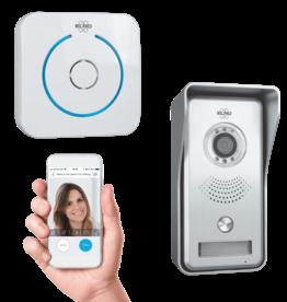 Elro Elro Video IP Deur Intercom Systeem met Applicatie en Draadloze Deurbel