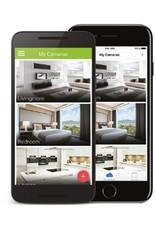 Amiko Amiko Home B25M500 WiFi – Full HD 1080P - 5MP Bullet Camera - Weatherproof
