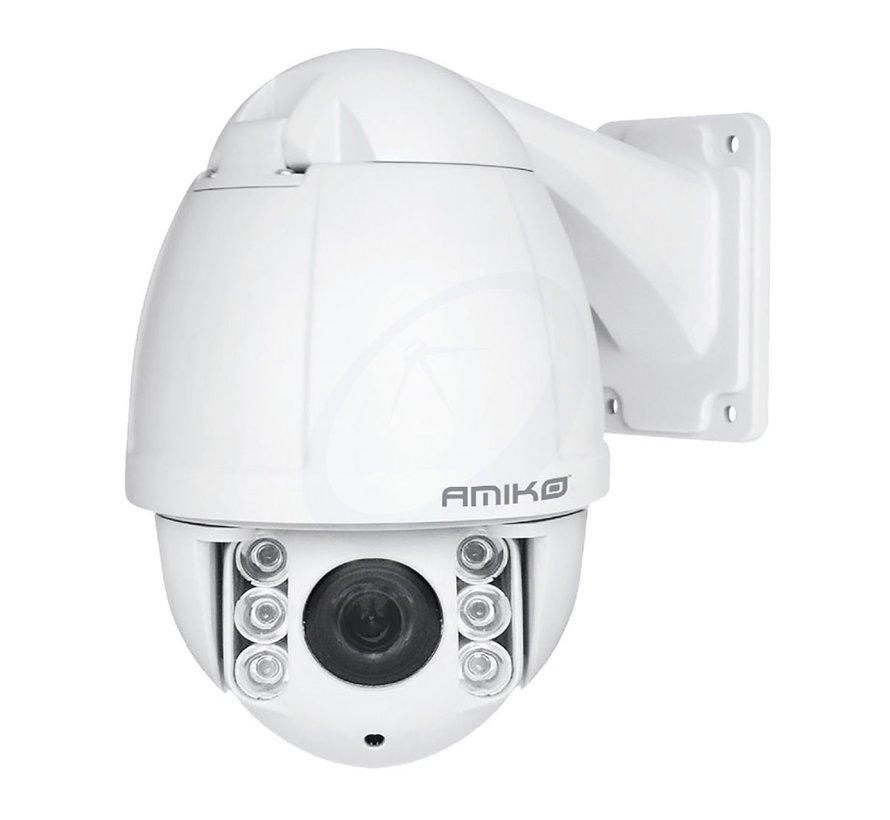 Amiko Home PTZ50S400 – 4MP High-Speed PTZ Camera - IR Nightvision 50 meter