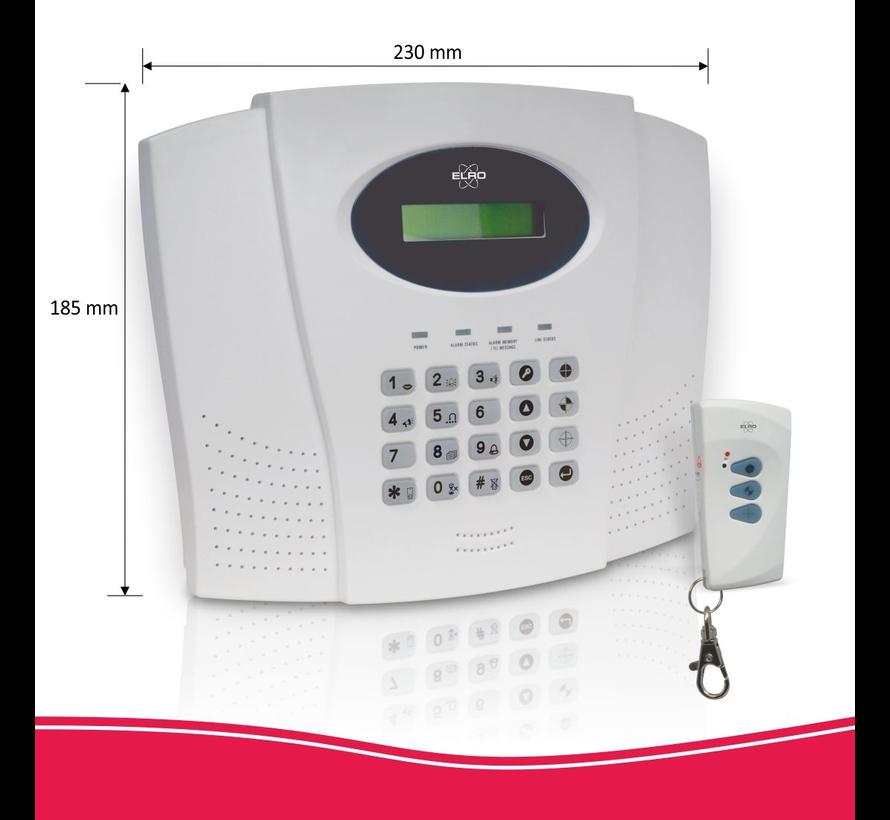ELRO Pro Alarmsysteem – Met telefoonkiezer (AP5500)