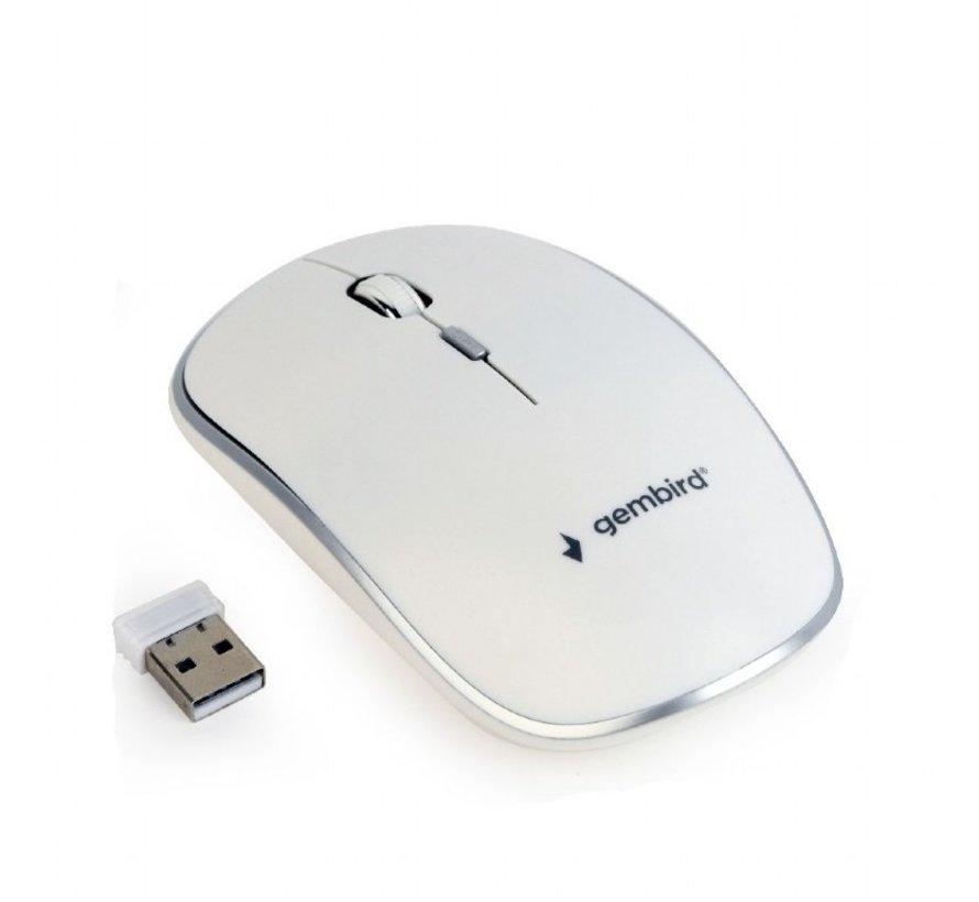 Draadloze muis wit