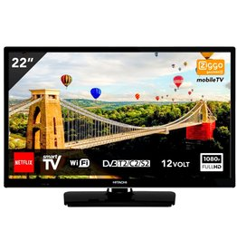 Hitachi Hitachi 22HE4001 - 22 inch - Mobile Smart TV - Wifi - 12V