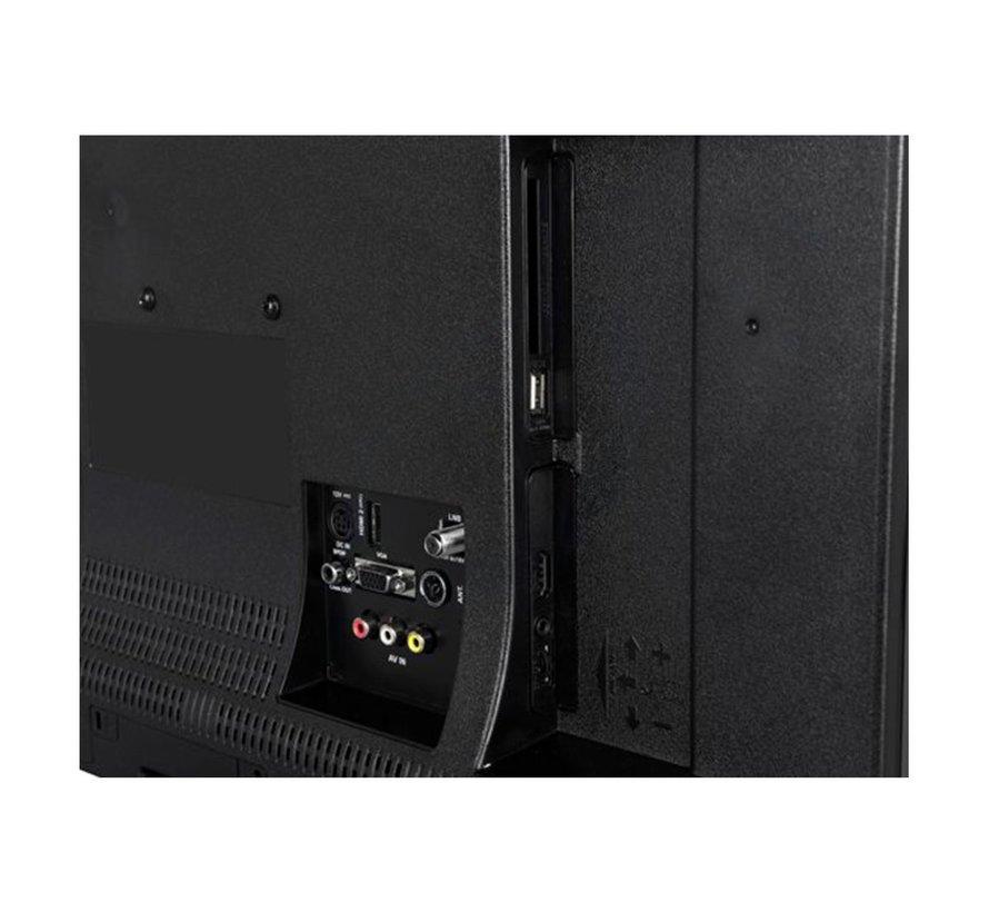 """Hitachi 24HE2003 24"""" Smart TV met DVD en WiFi"""
