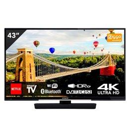 """Hitachi Hitachi 43HK6002 43"""" - 4K LED TV met Smart - WiFi - Bluetooth"""