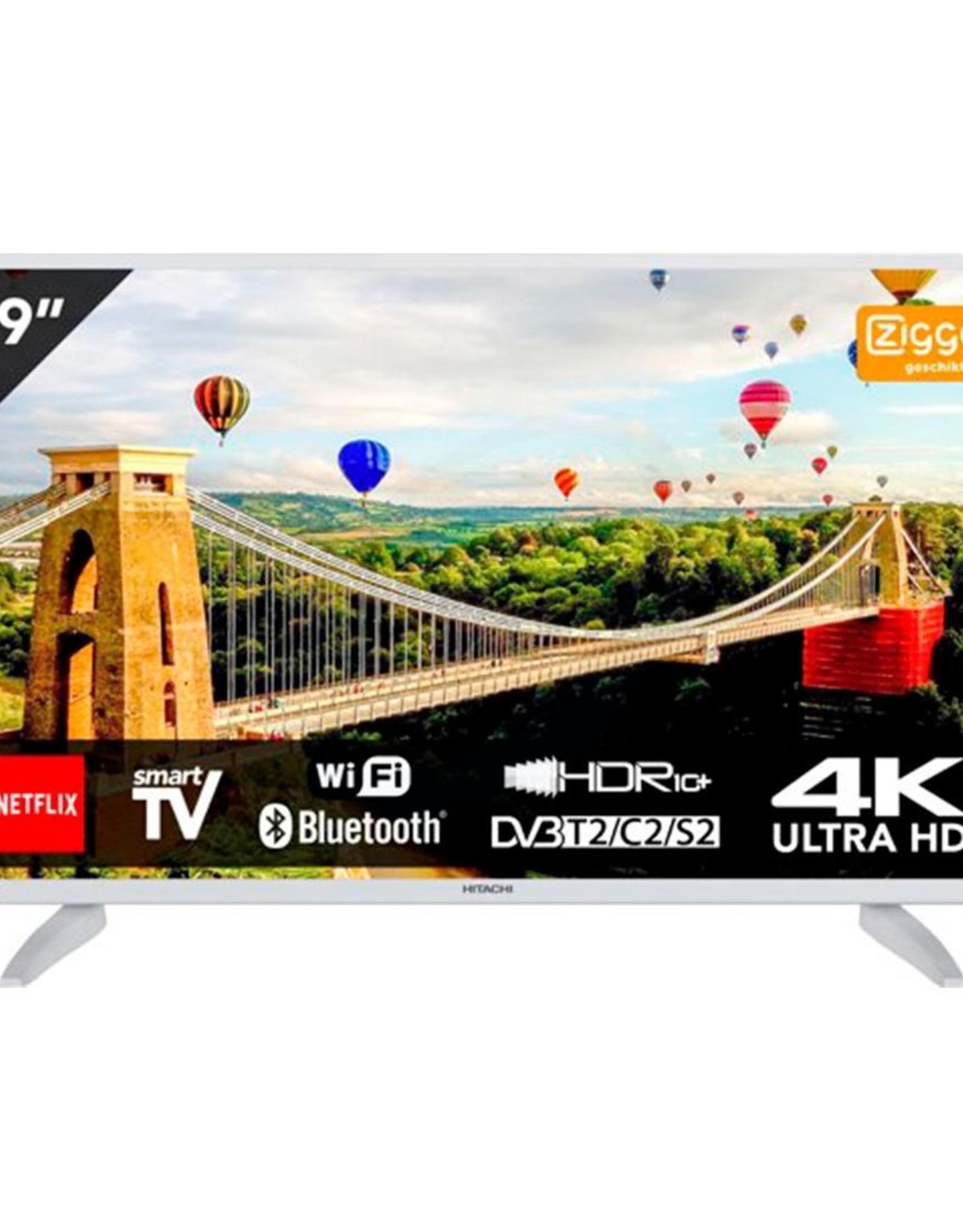 "Hitachi Hitachi 49HK6003W 49"" - UHD LED TV met SMART - WiFi en Bluetooth"