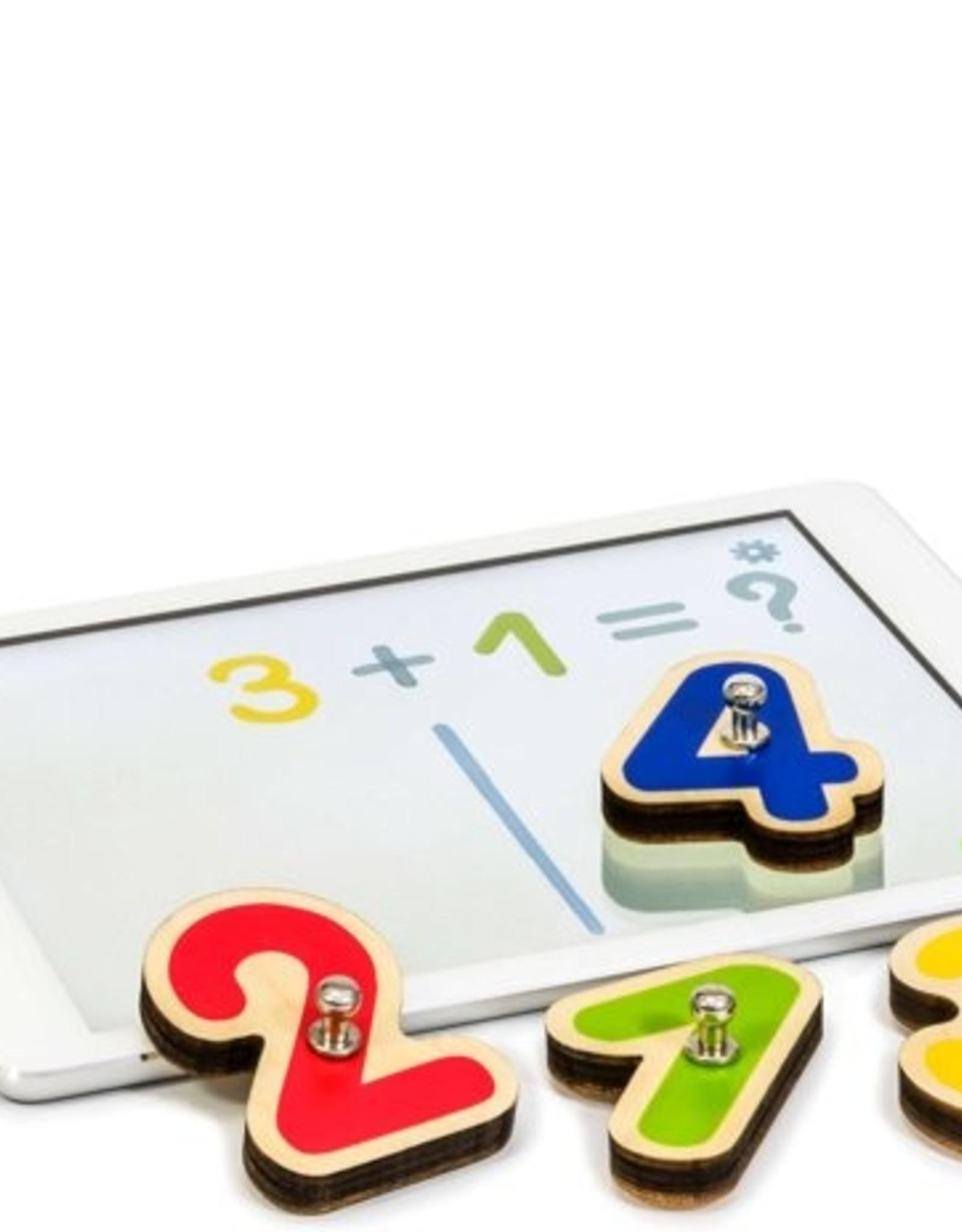 Marbotic Smart Numbers
