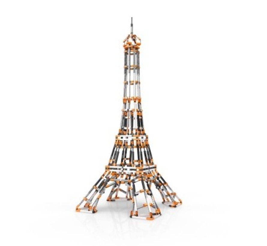 STEM ARCHITECTURE SET: Eiffel Tower and Sydney Bridge
