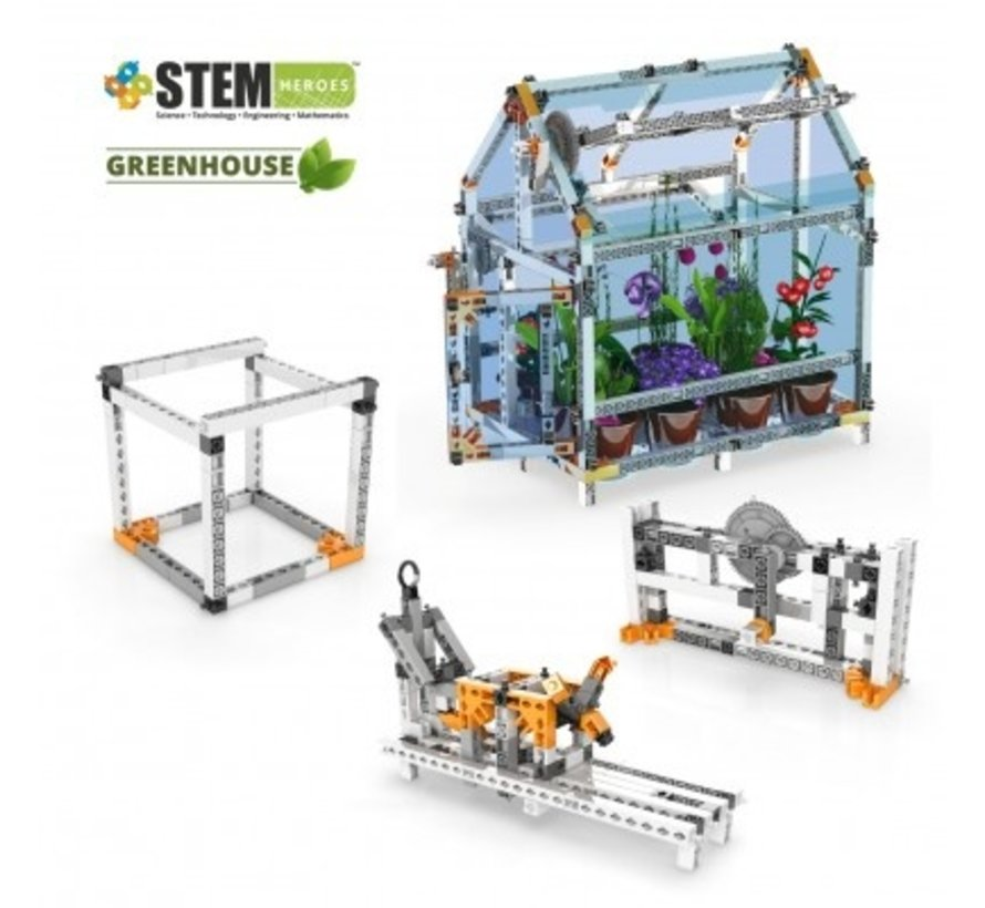 STEM GREENHOUSE