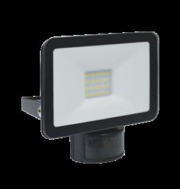 Elro Design LED Buitenlamp met Bewegingsmelder 10 Watt - Wit  - Copy