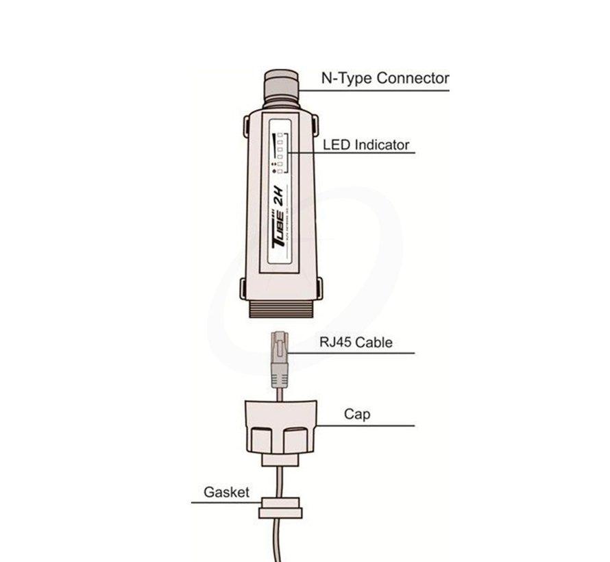 Network - Tube2H - Long Range - Outdoor - 2.4 GHz - 150 Mbps